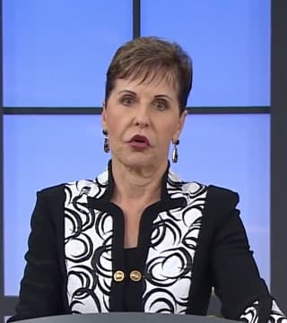 Joyce Meyer - Aging Without Getting Old - Part 2