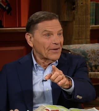 Kenneth Copeland - The Spirit of Faith Moves Mountains
