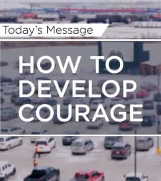 Leon Fontaine - How To Develop Courage