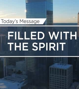 Leon Fontaine - Filled with the Spirit