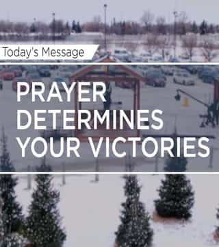 Leon Fontaine - Prayer Determines Your Victories